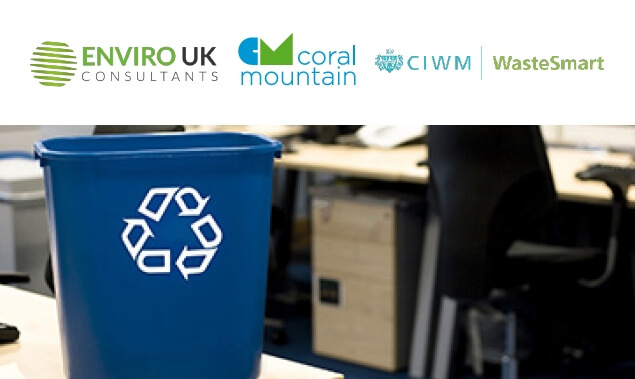 CIWM WasteSmart Advance with Coral Mountain and EnviroUK Consultants
