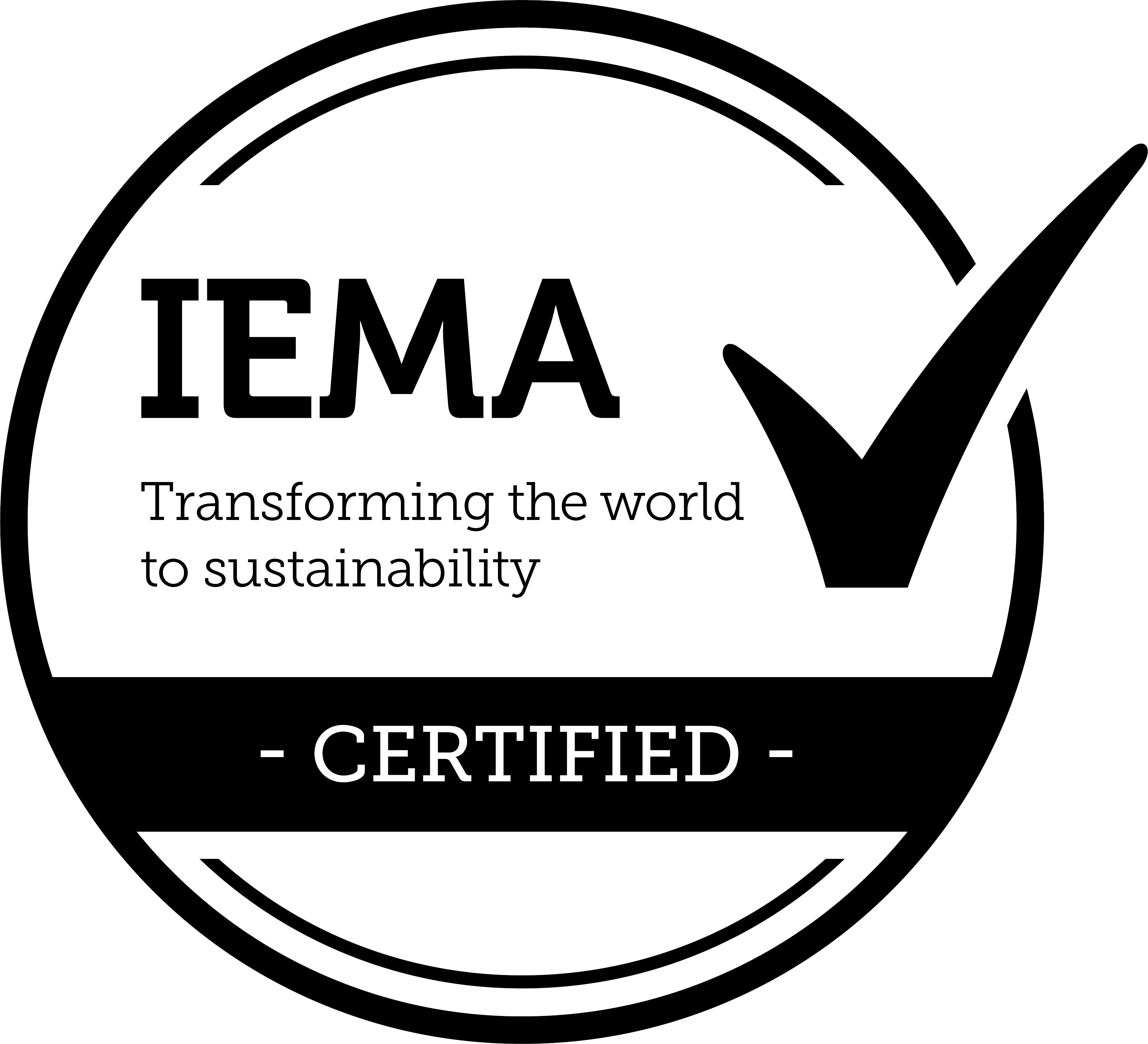 Certified Tutor for the online IEMA Foundation Certificate in Environmental Management